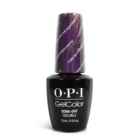 OPI GEL TURN ON THE NORTHERN LIGHTS I57