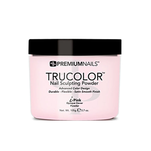 PREMIUMNAILS TRUCOLOR SCULPTING POWDER - iPINK 3.7oz