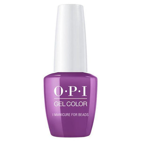opi gel i manicure for a beads N54