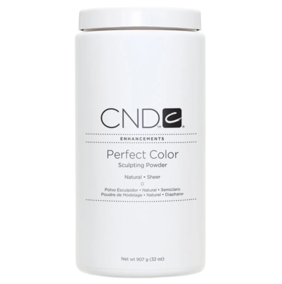 CND Perfect Color Sculpting Powder - Natural Sheer 32oz