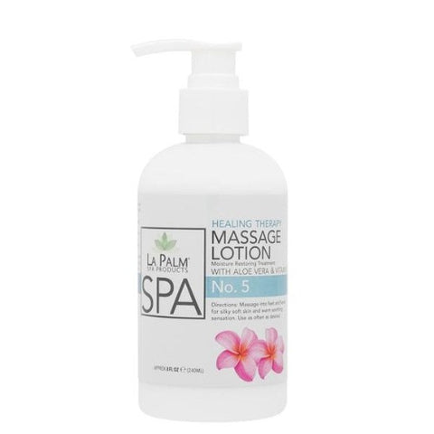 LaPalm Healing Therapy Massage Lotion - No. 5