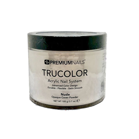 PREMIUM NAILS TRUCOLOR SCULPTING POWDER - NUDE 3.7oz