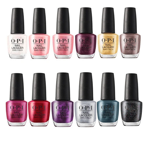 OPI NAIL LACQUER TOKYO COLLECTION SPRING/SUMMER 2019 - 16 PIECE WITH ...