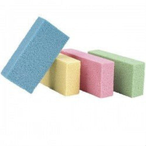 Ikonna Assorted Pumice Pads - Coarse 24 Count