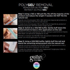 Gelish Polygel Slip Solution