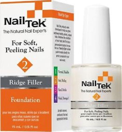 Nail Tek - For Soft Peeling Nails - Ridge Filler