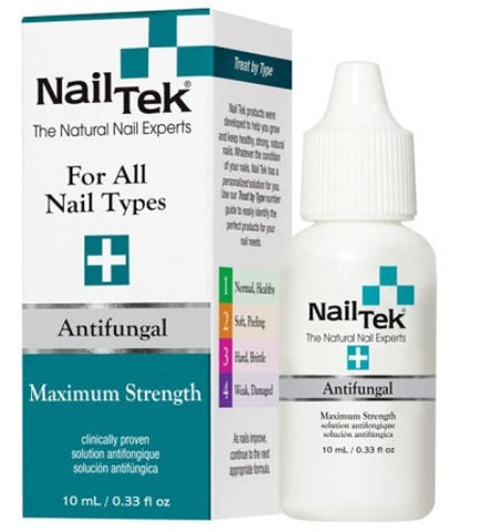 Nail Tek - For All Nail Types - Antifungal