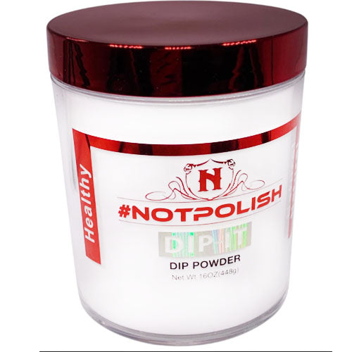 NotPolish Dip It White 20oz
