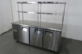 Skope BC 180C-3RRRS-E U/counter Fridge (2)