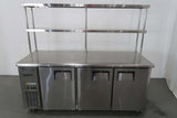 Skope BC 180C-3RRRS-E U/counter Fridge (3)