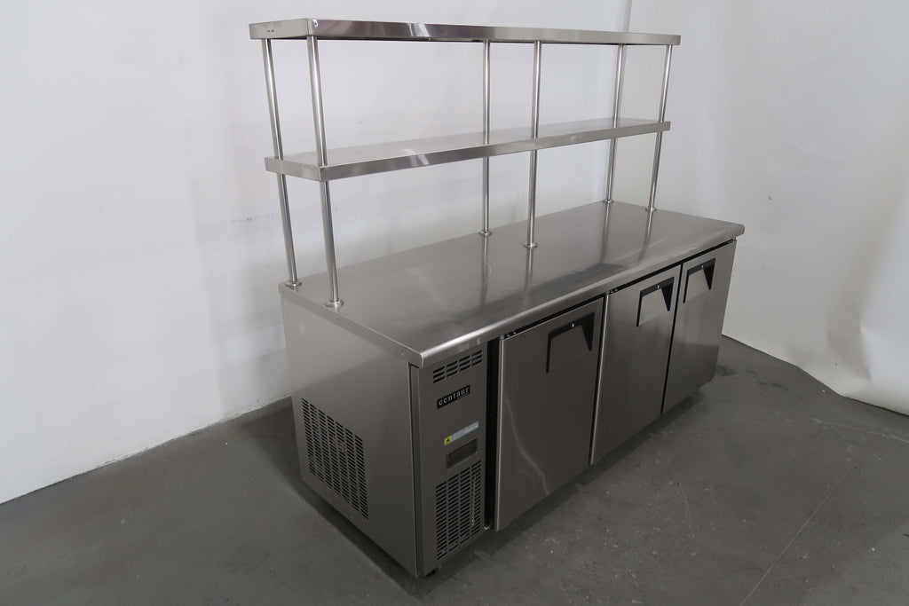 Skope BC 180C-3RRRS-E U/counter Fridge (4)