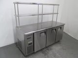 Skope BC 180C-3RRRS-E U/counter Fridge (1)