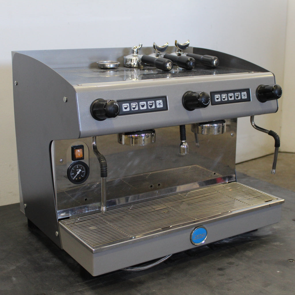 Carimali PRATICA DOUBLE Coffee Machine (2)