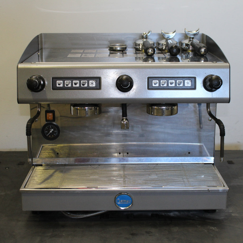 Carimali PRATICA DOUBLE Coffee Machine (3)