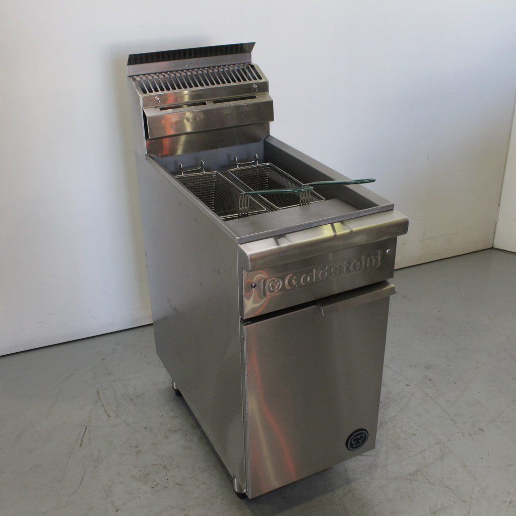 Goldstein VFG-1L Single Pan Fryer (2)