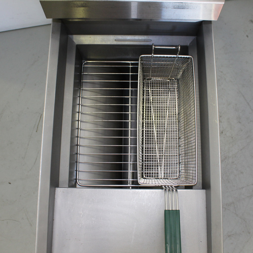 Goldstein VFG-1L Single Pan Fryer (5)