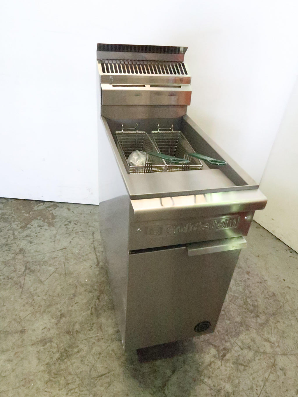 Goldstein VFG-1L Single Pan Fryer (1)