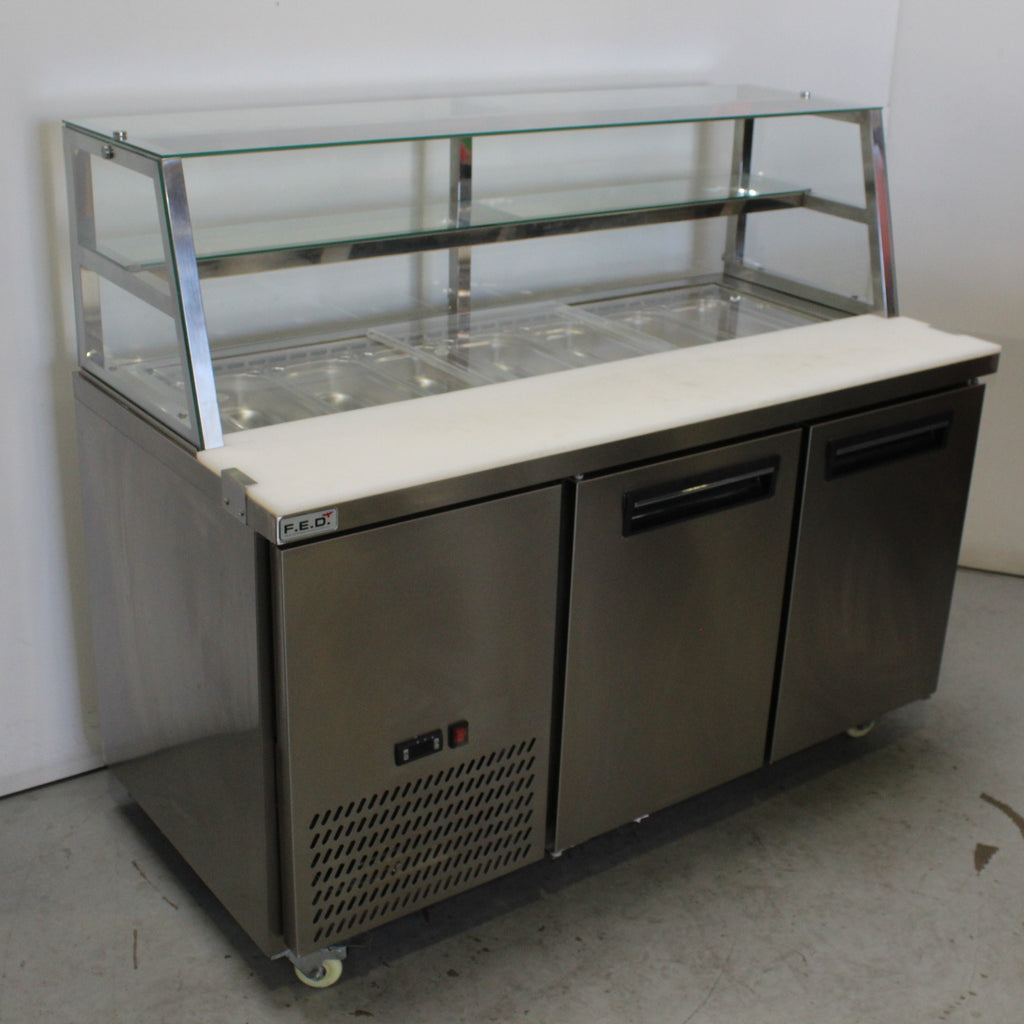 FED SCB/15 Sandwich Prep Bench (2)