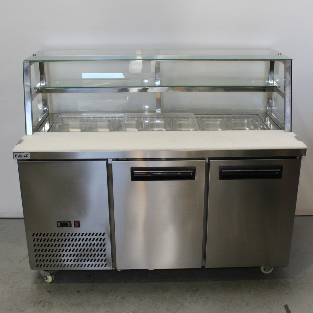 FED SCB/15 Sandwich Prep Bench (3)