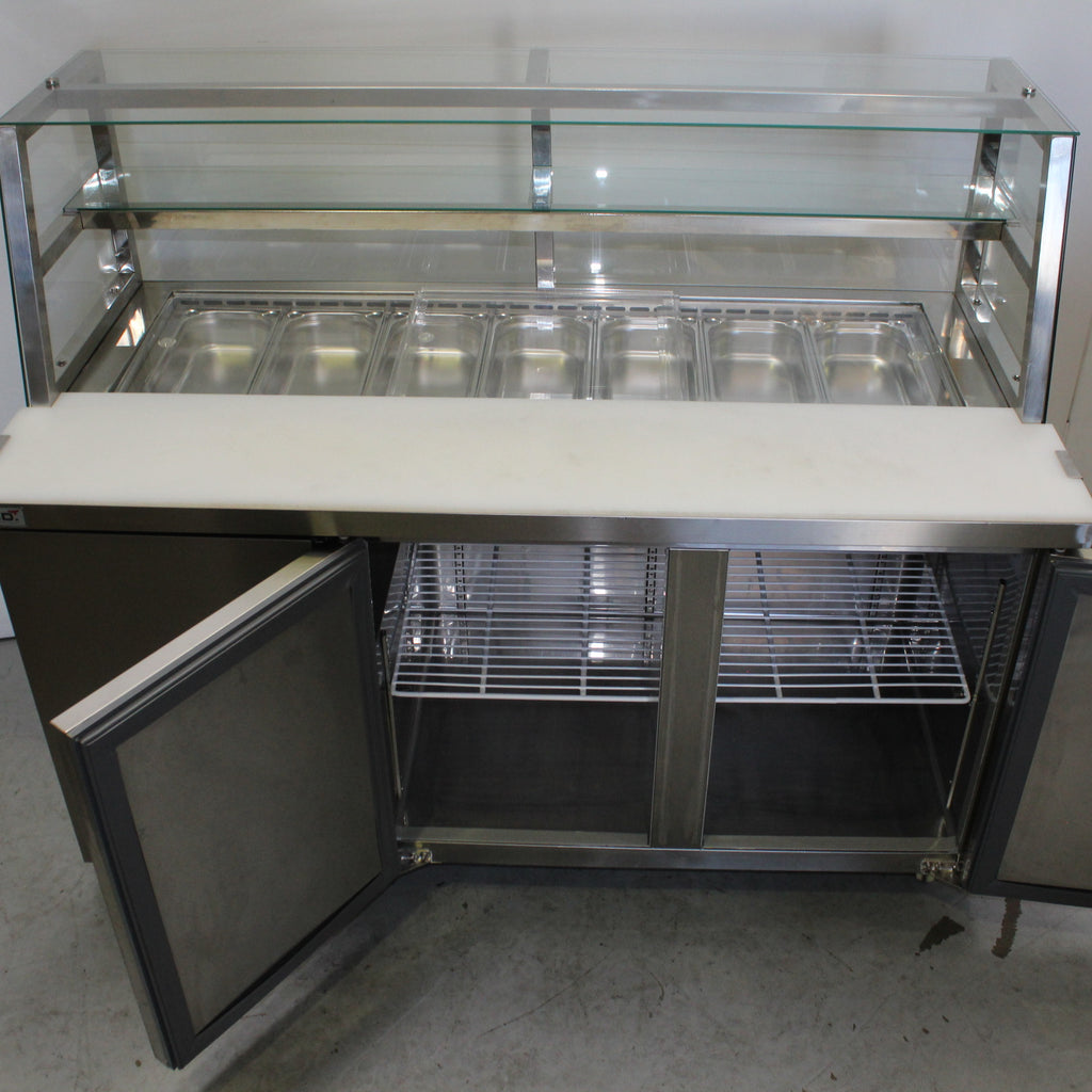 FED SCB/15 Sandwich Prep Bench (4)