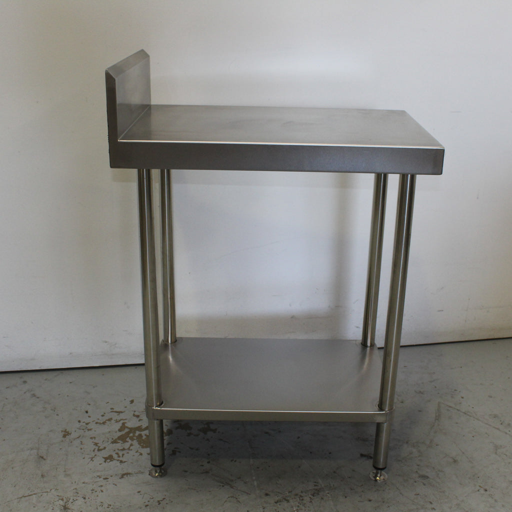 Simply Stainless S/S Bench & Splashback (4)