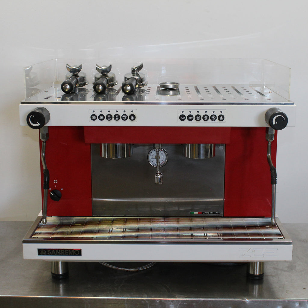 San Remo ZOE 2 Group Coffee Machine (5)