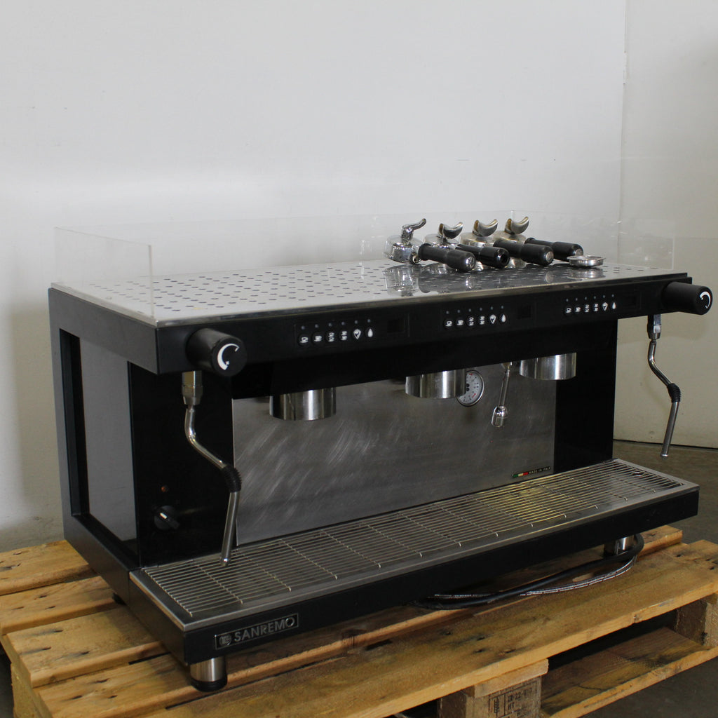 San Remo ZOE 3 Group Coffee Machine (2)