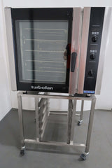 Turbofan E35D6-30 6 Tray Convection Oven (2)