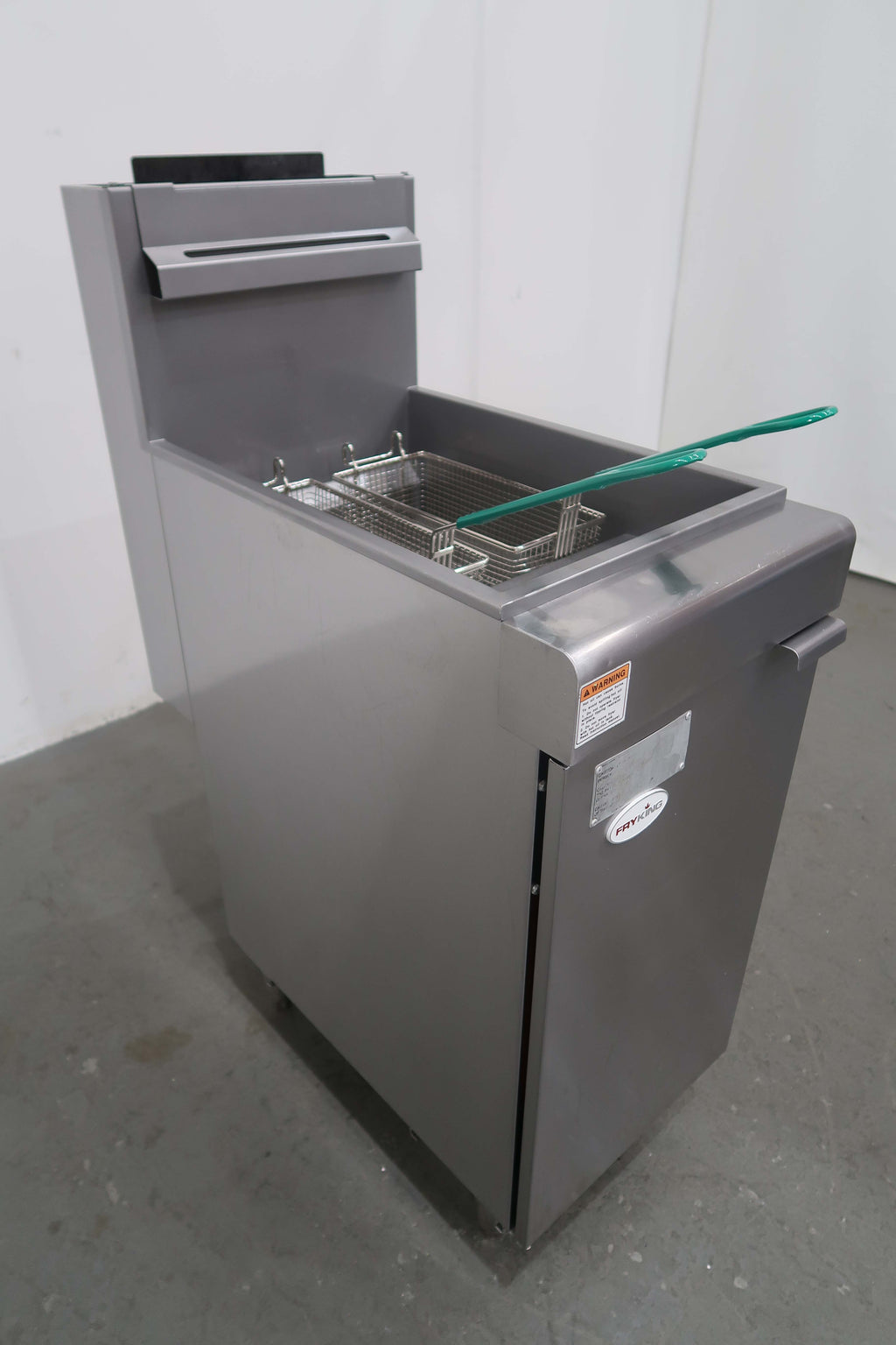 Fryking 400 TUBE FRYER 1 Pan Fryer (4)