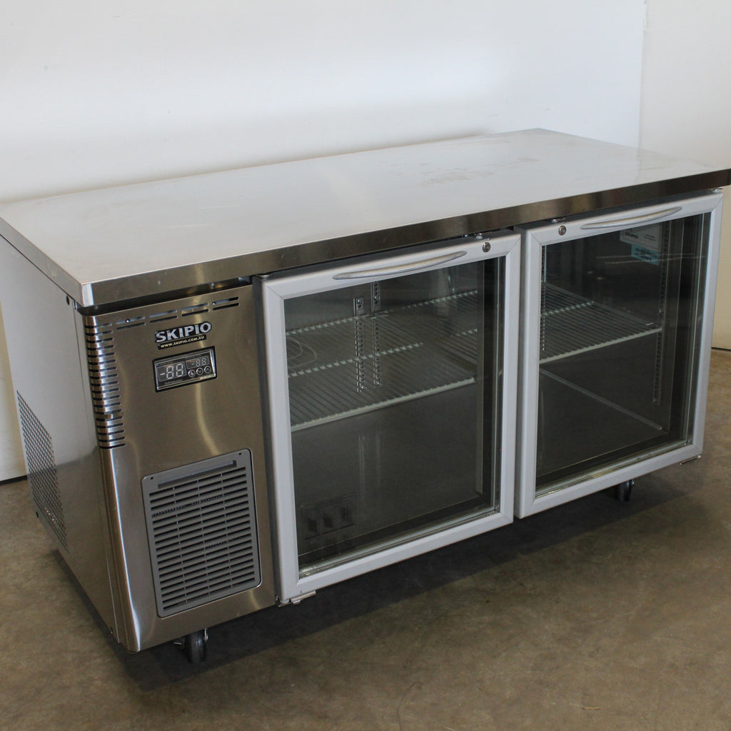 Skipio SGR15-2 Undercounter Fridge (2)