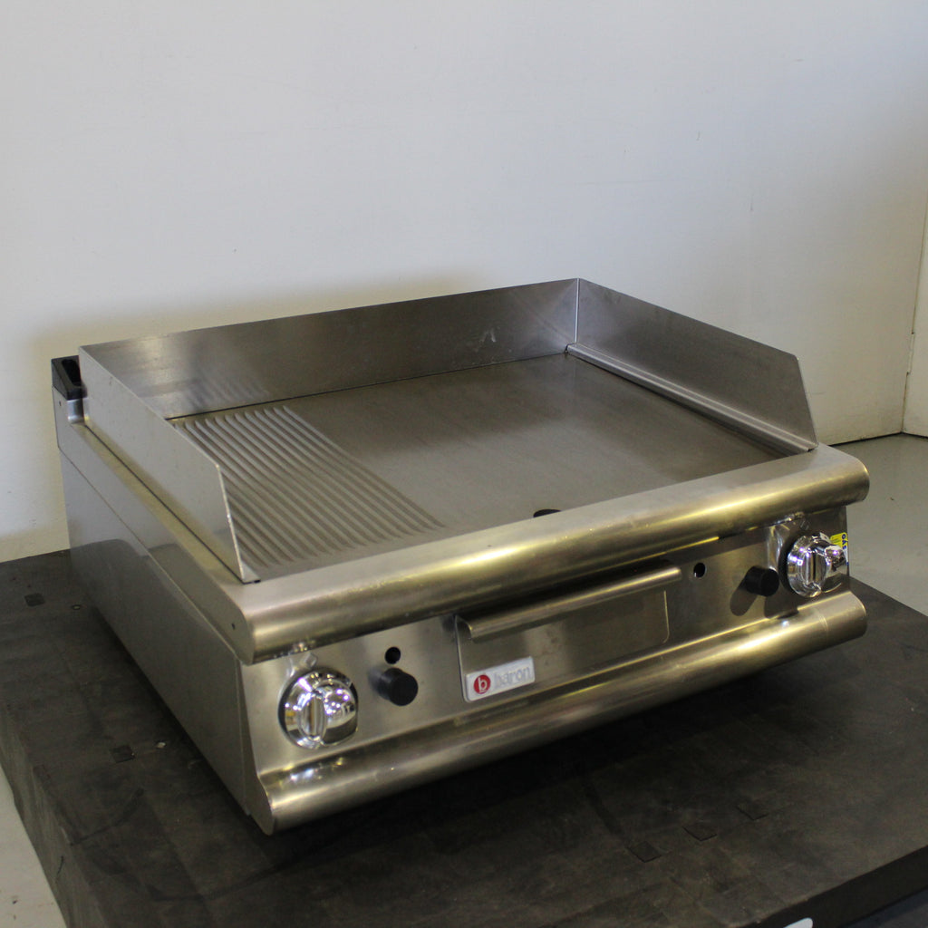 Baron 70FT/G820 2 Burner Griddle (2)