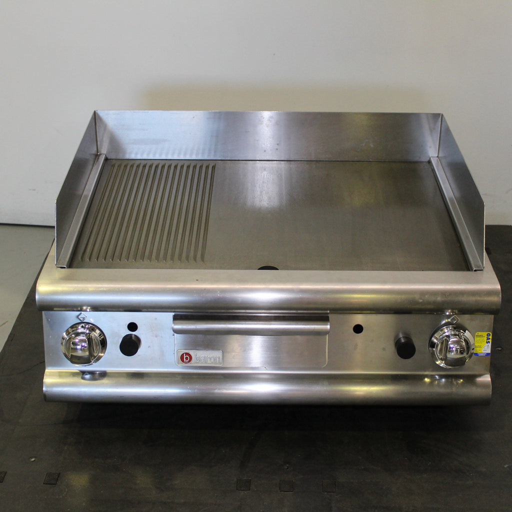 Baron 70FT/G820 2 Burner Griddle (3)
