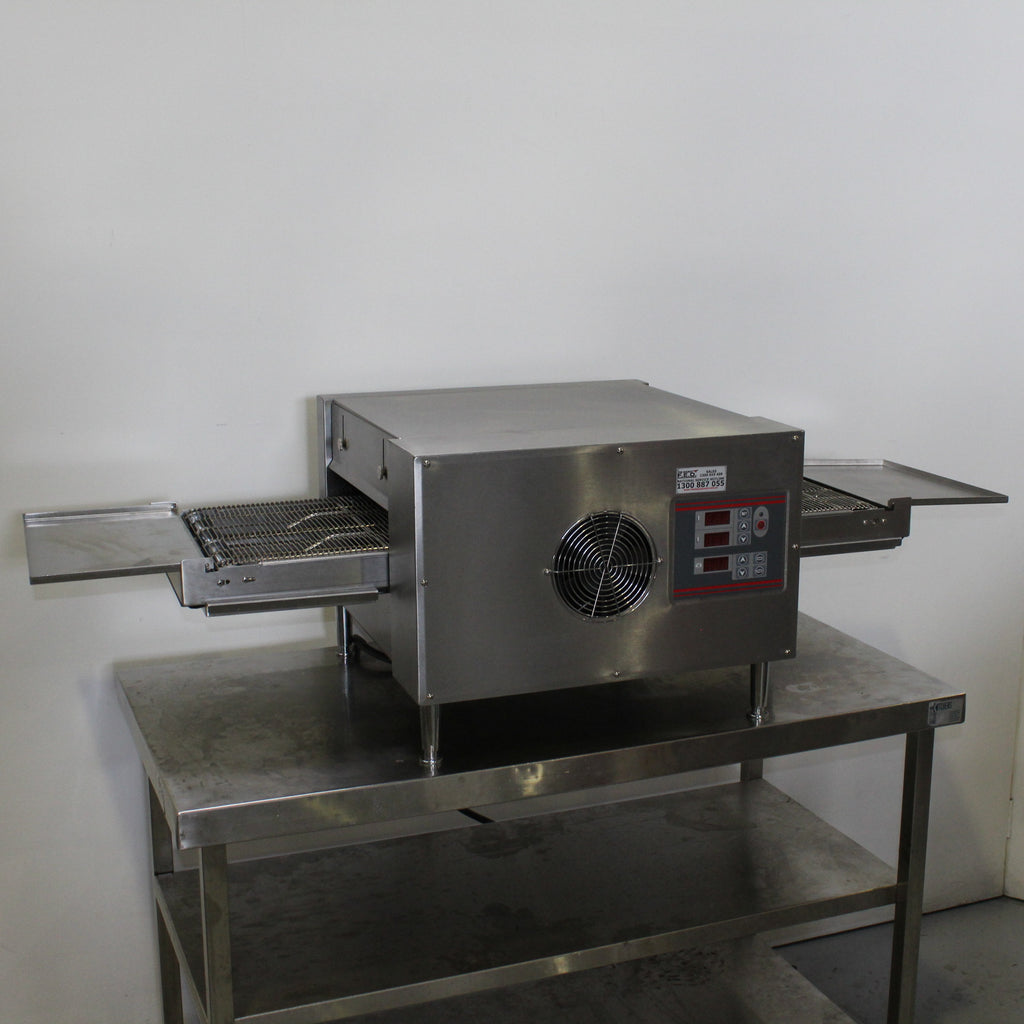 FED HX-1SA C/Top Conveyor Oven (2)