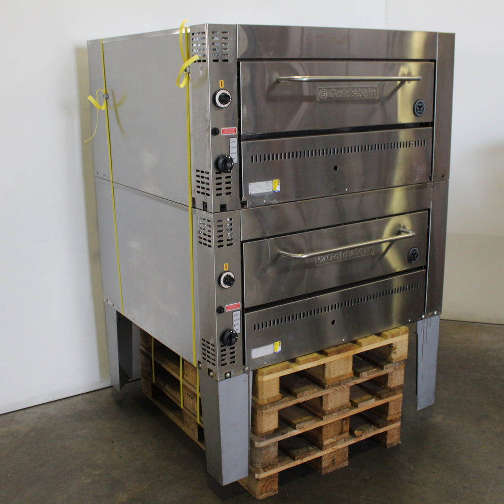 Goldstein G236/2 Double Deck Oven (2)