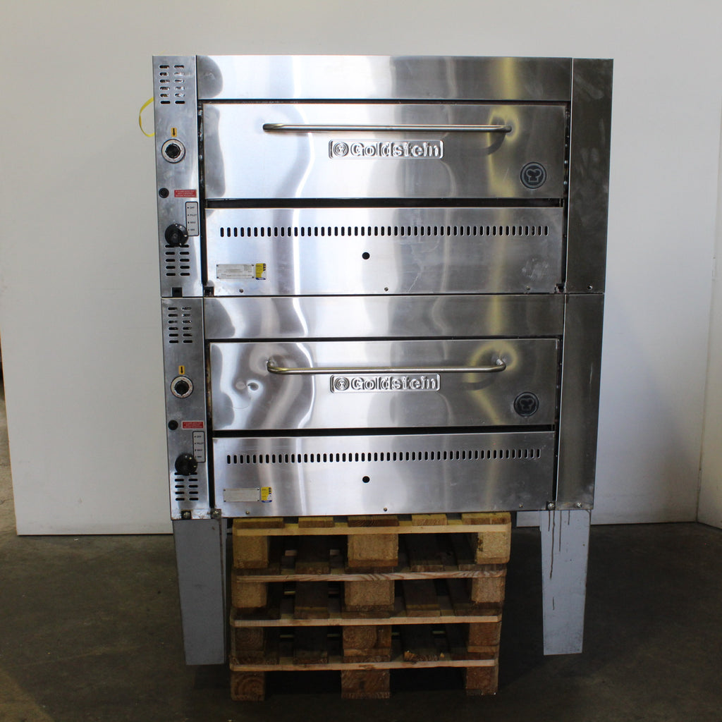 Goldstein G236/2 Double Deck Oven (3)