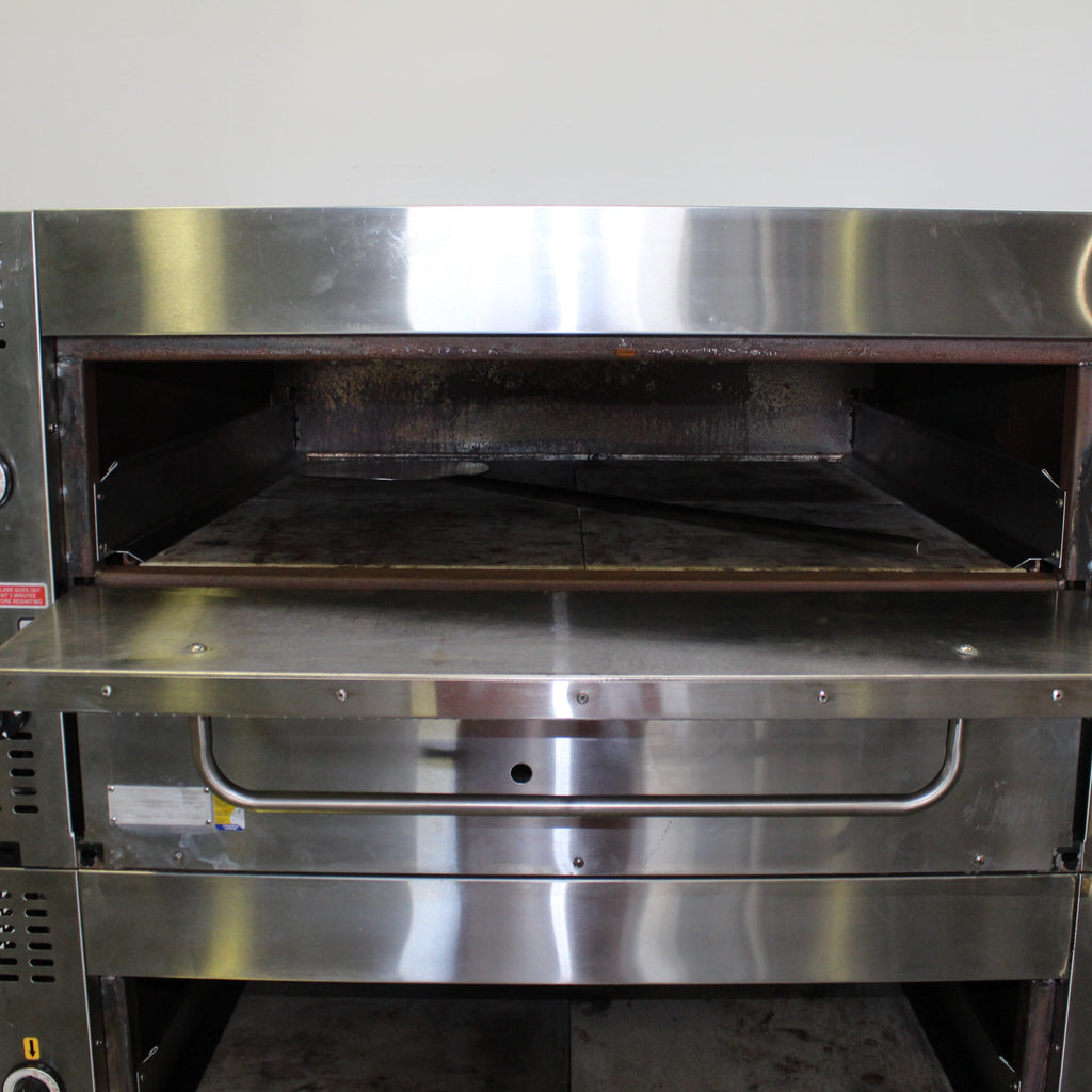 Goldstein G236/2 Double Deck Oven (4)