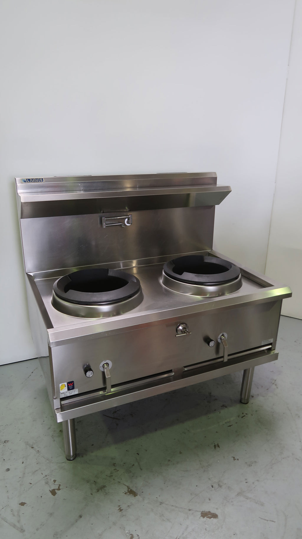 Luus WX-2C Wok Table (2)