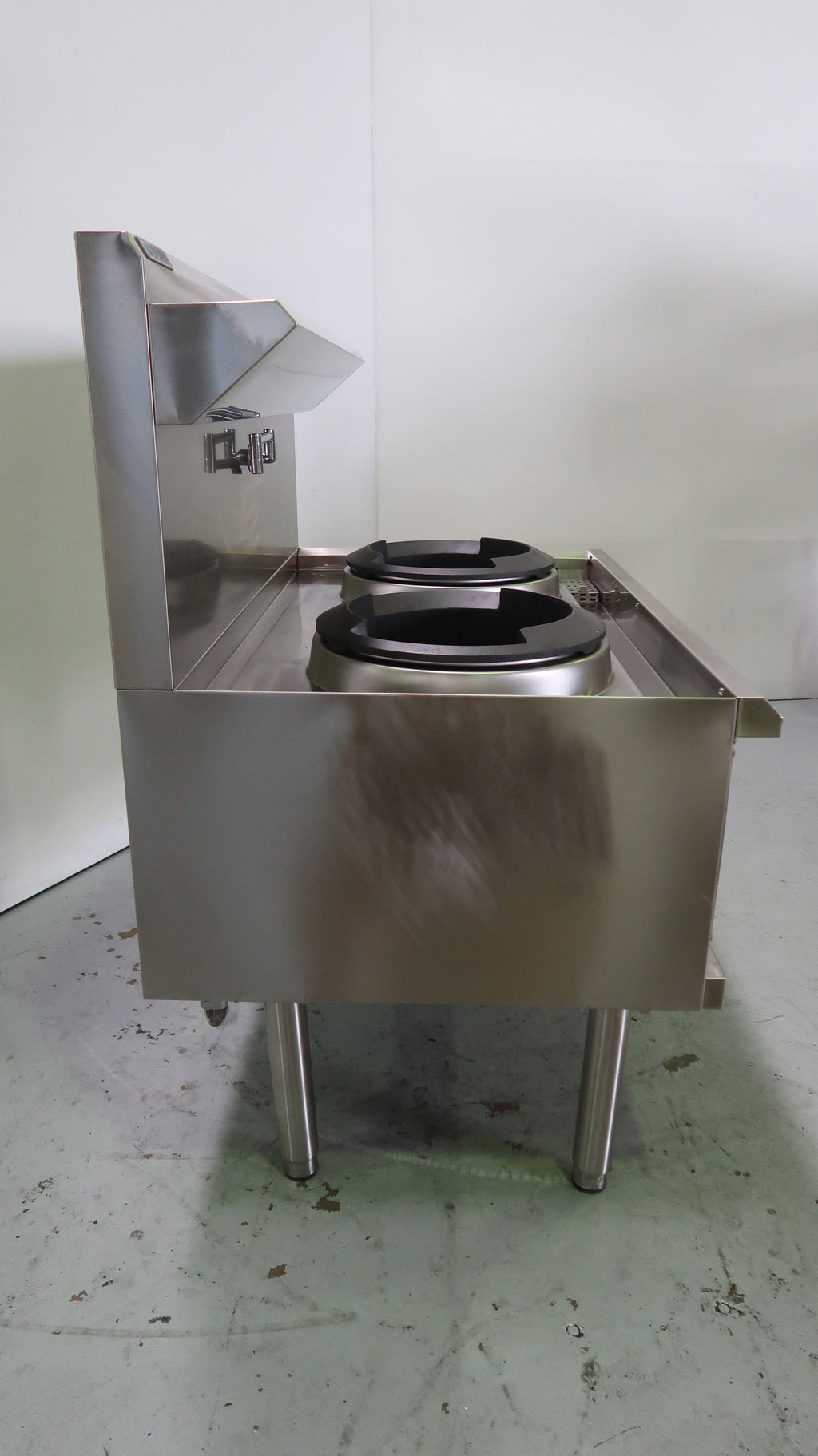 Luus WX-2C Wok Table (5)