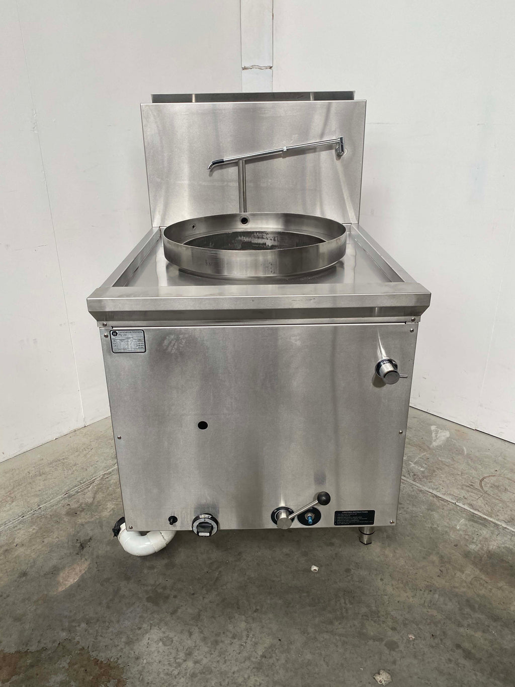 B & S YCJSF-1 Pot Steamer (2)