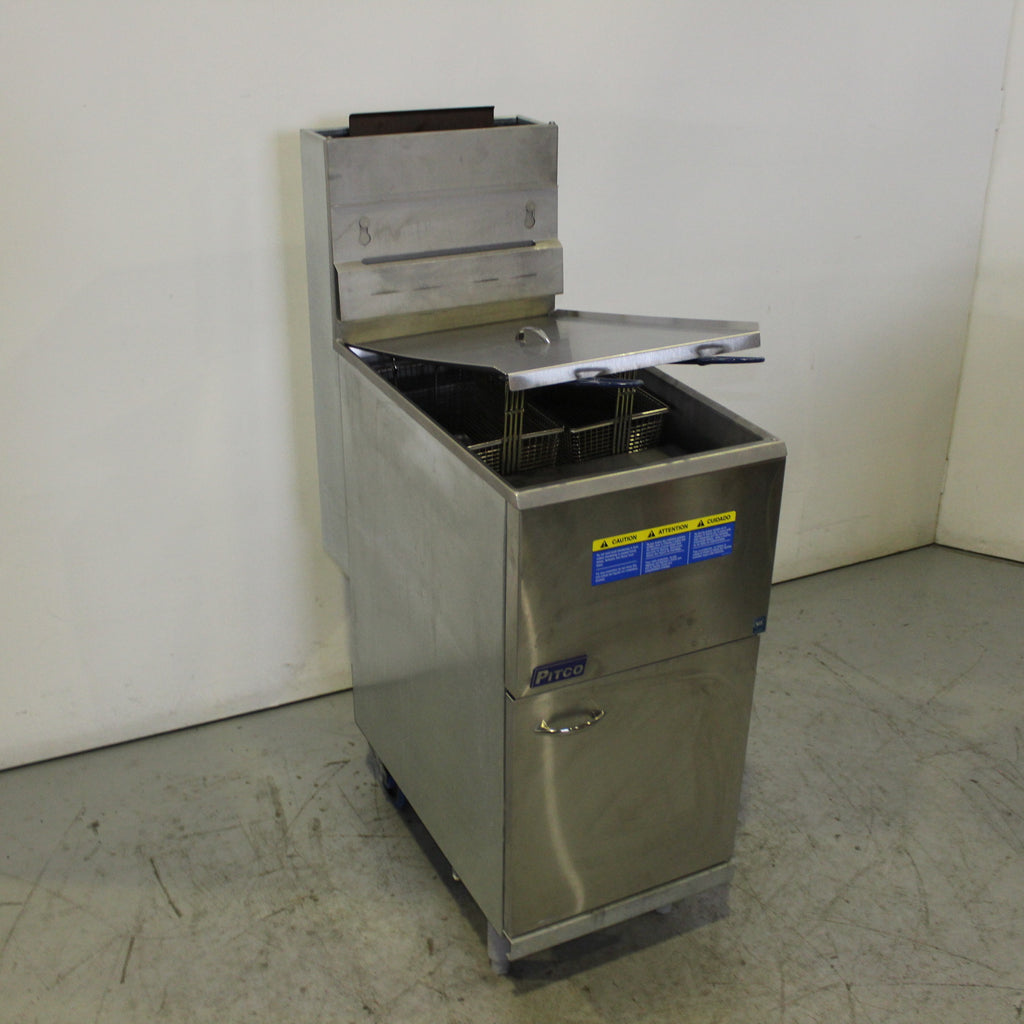Pitco 35C Single Pan Fryer (2)