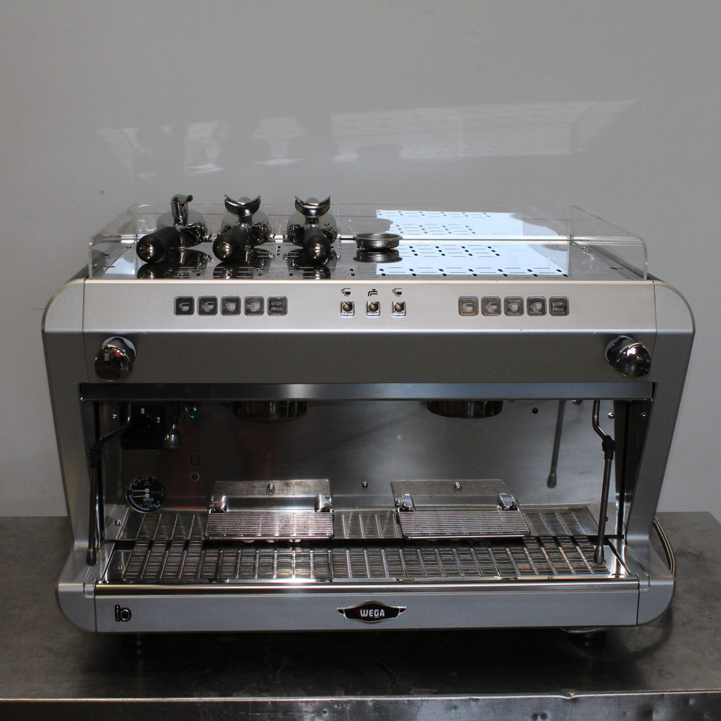 Wega IO 2 Group Coffee Machine (5)
