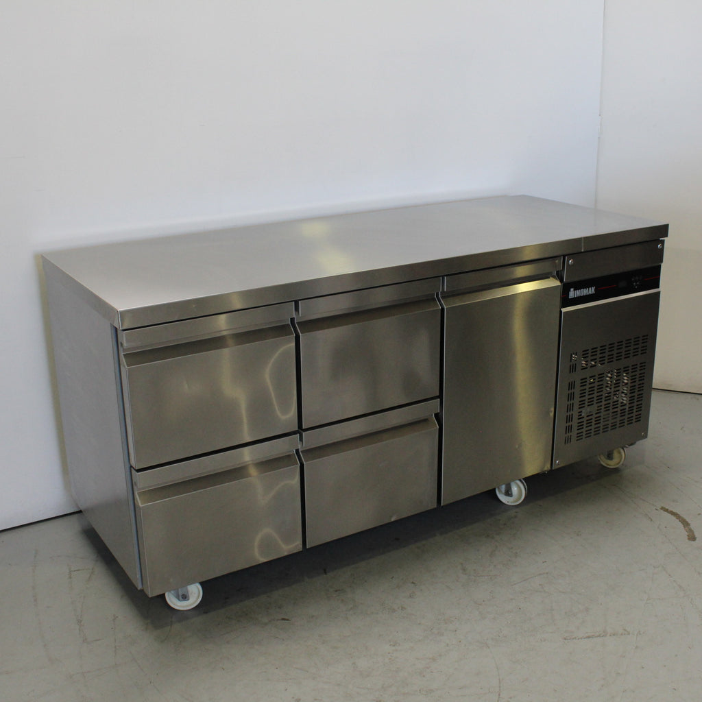 Inomak PNN922 Undercounter Fridge (2)