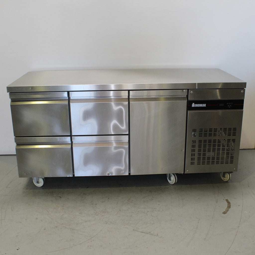 Inomak PNN922 Undercounter Fridge (3)