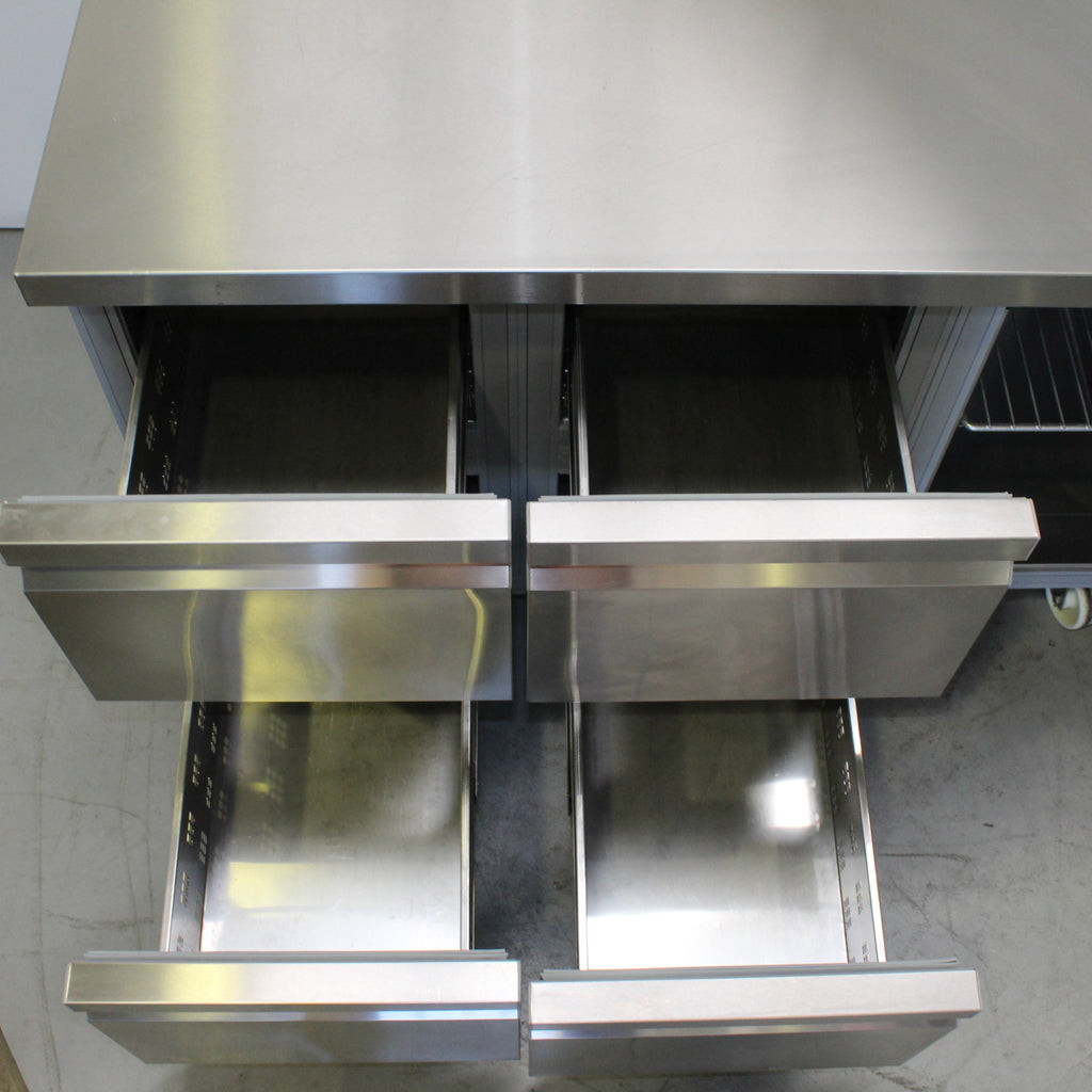 Inomak PNN922 Undercounter Fridge (5)