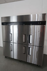Jono JUDHD1500 Upright Fridge/Freezer (2)
