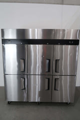 Jono JUDHD1500 Upright Fridge/Freezer (3)