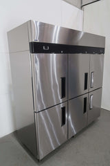 Jono JUDHD1500 Upright Fridge/Freezer (4)