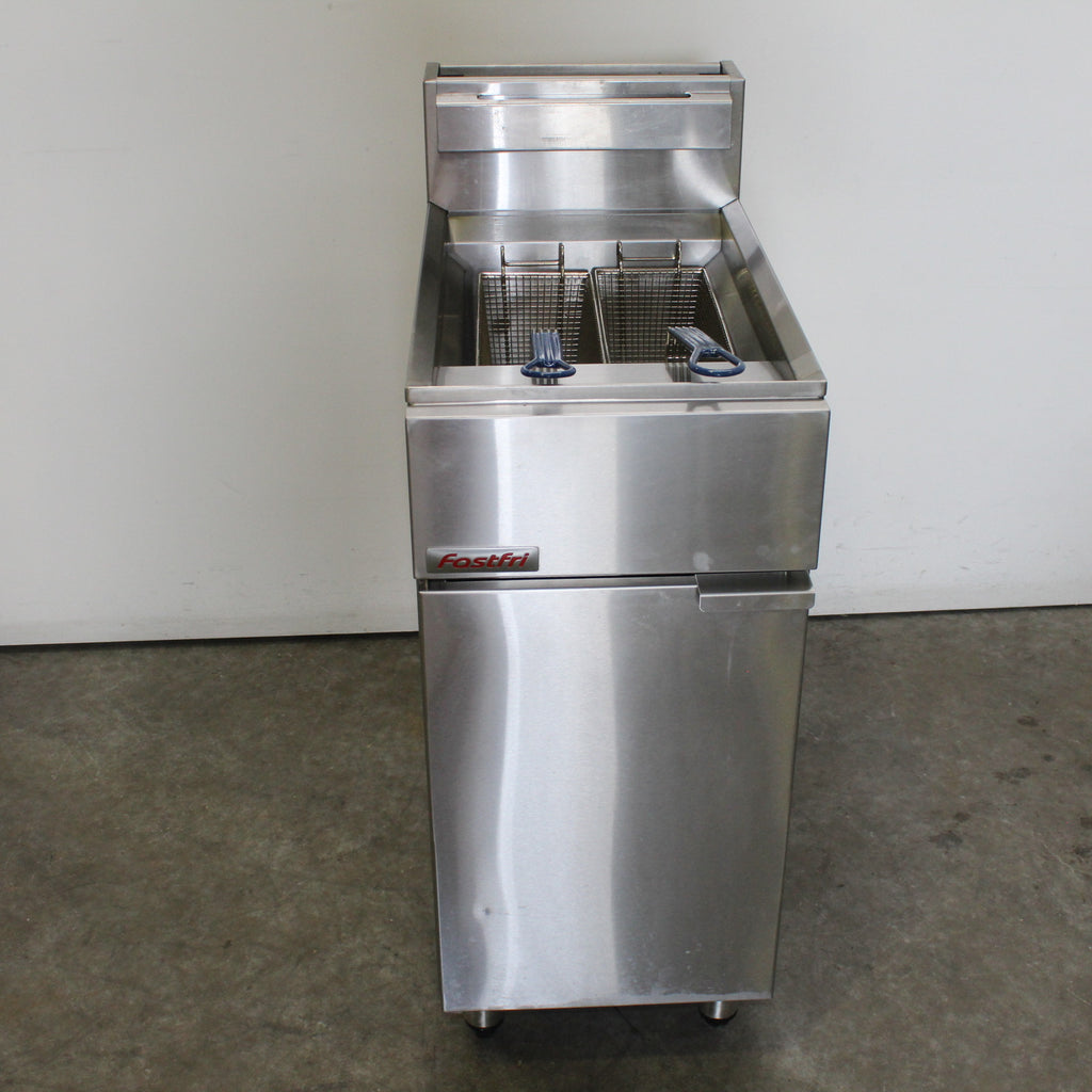 Fastfri FF18 Single Pan Fryer (3)
