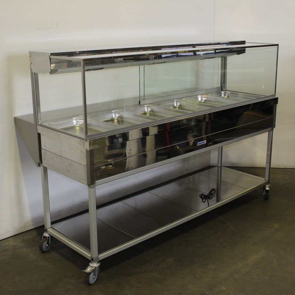 Roband S26 C/Top Hot Food Bar (2)