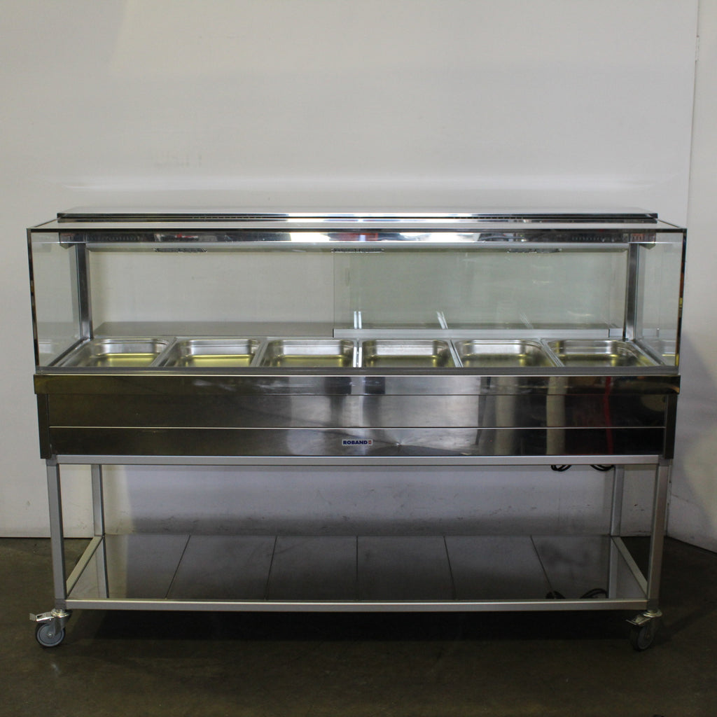 Roband S26 C/Top Hot Food Bar (3)